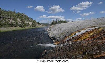 Firehole River Yellowstone National