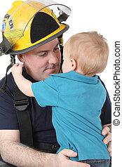 Fireman Son