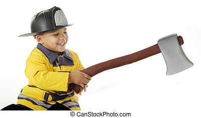 Fireman's Hatchet