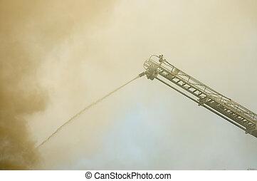 Firemen at work 5