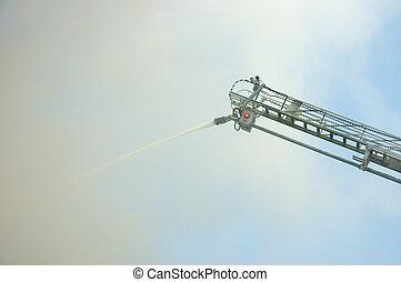 Firemen at work 7
