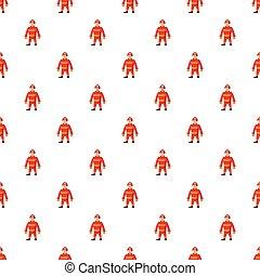Firemen pattern