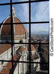 firenze a very beautiful medieval town in ituscny