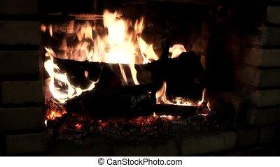 Fireplace,