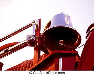 Firetruck Bell