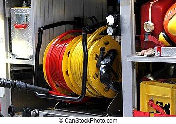 firetruck tools