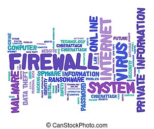 Firewall computer safety