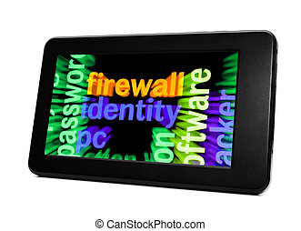 Firewall identity concept