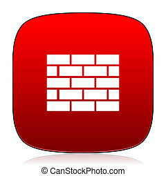 firewall, pictogram