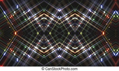 firework, funkelnd, kaleidoskop
