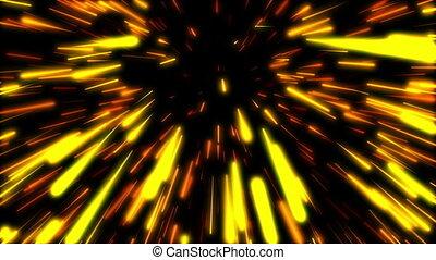 Firework, Loop Animation