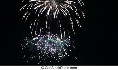 Fireworks - Canada Day 2011