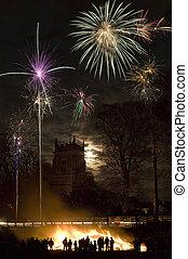Fireworks Display - Bonfire Night
