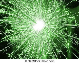 Fireworks - fireworks