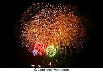 Fireworks in Japan 5