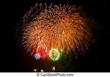 Fireworks in Japan 5