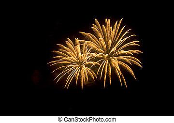 Fireworks - July 4th fireworks
