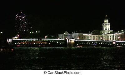fireworks on Neva - Fireworks on Neva