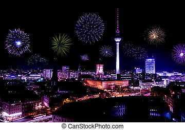 new year's eve in berlin