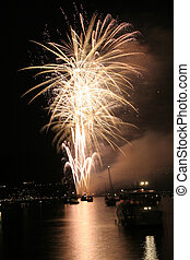 fireworks in vancouver
