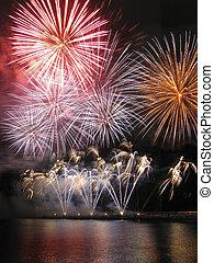 Fireworks - Madeira Fireworks Festival 2006