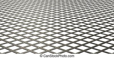 firkant, mesh, tekstur