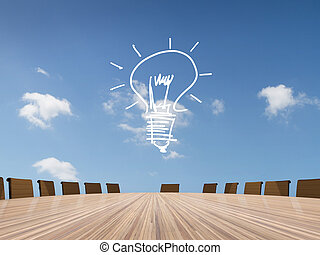 firma, baggrund, og, symbol
