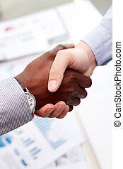 firma, handshake