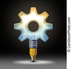firma, ideer