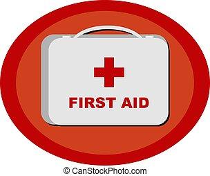 First Aid - First aid box