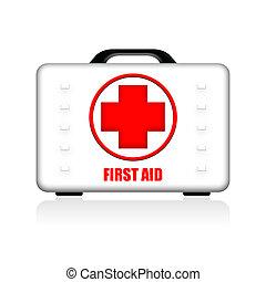 First Aid Hardwearing Case