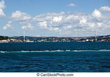 First Bosphorus Bridge, Istanbul