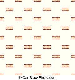 First class pattern seamless vector