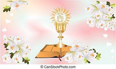 First Communion,