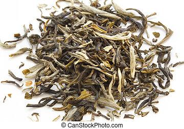 first grade loose green tea
