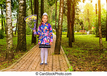 First grader, day of knowledge - 1. September