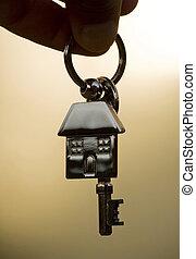 First house keys