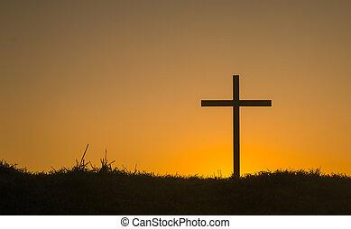 First Light Cross