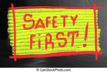 first!, sicherheit