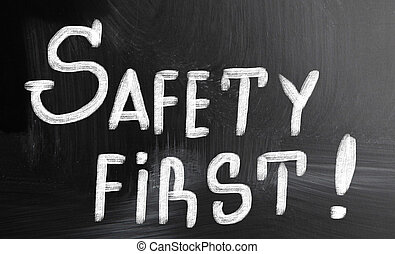first!, veiligheid
