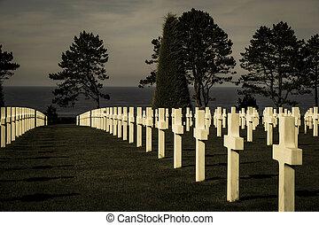 First World War Cemetery