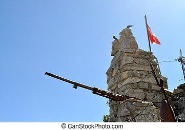 First world war in adamello