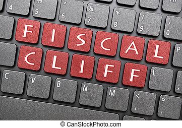 fiscaal, klip, toetsenbord