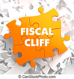 Fiscal Cliff on Orange Puzzle. - Fiscal Cliff on Orange...