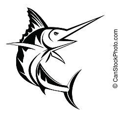 fische, marlin
