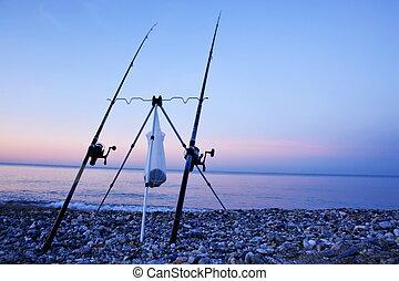 fischen pole