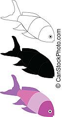 fish, ábra