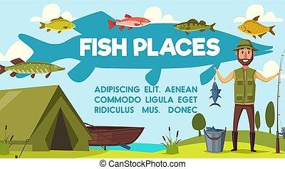 fish, μήκος μισών υαρδών , μικροβιοφορέας , ψαράs , αρπάζω , γελοιογραφία
