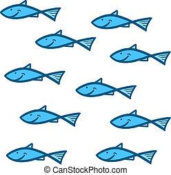 fish, קבץ