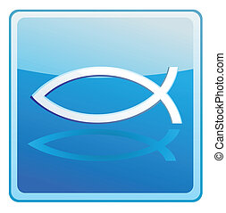 fish, キリスト教徒